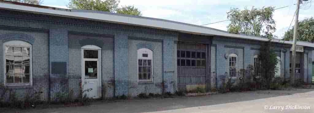 Former Gibson Roundhouse