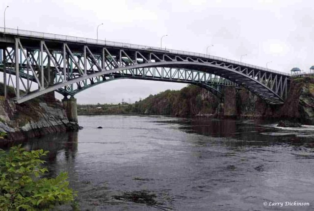 Reversing Falls Bridge