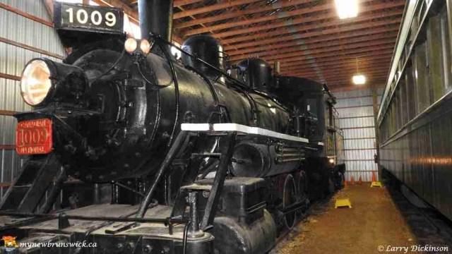 NB Railway Museum 003