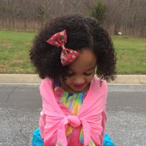 The Top 50 Little Girl Hairstyles For Any Occasion