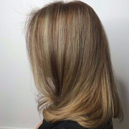 50 ash blonde hair ideas for all hair lengths ash blonde highlights long hair pmusecretfo Image collections