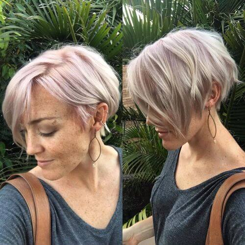 35 Short Layered Hairstyles for Women with Thin Hair - My New Hairstyles