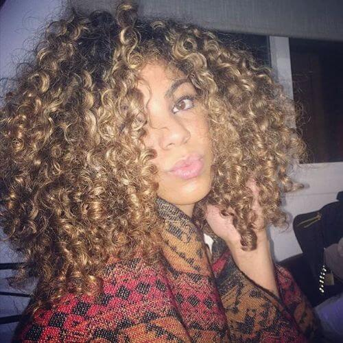 thick curly hair hairstyles for curly hair