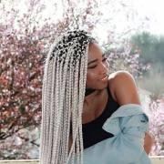 great box braids styles