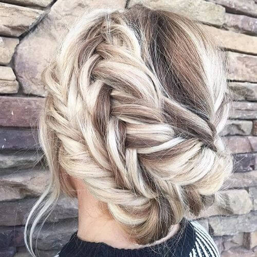 braids in updo braided updos