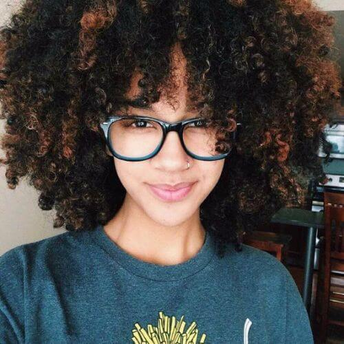 natural hairstyles ideas for medium hair