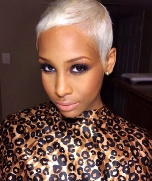 Short Hairstyles Black Women New