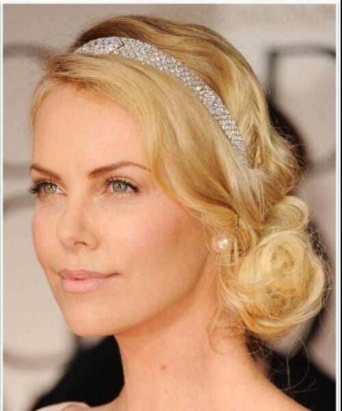 charlize theron homecoming hairstyles