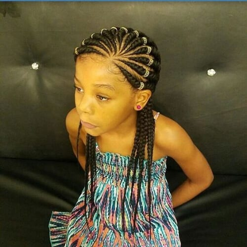 30 Cool Ghana Braids To Inspire You