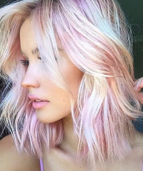 100 Amazing Shoulder Length Hairstyles - My New Hairstyles