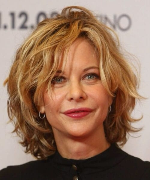 meg ryan hairstyles for women over 50