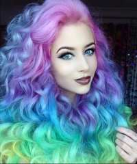 40 Amazing Ideas for Mermaid Hair - My New Hairstyles