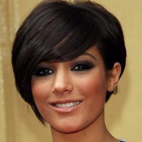 The Best 75 Haircuts for Round Faces - My New Hairstyles