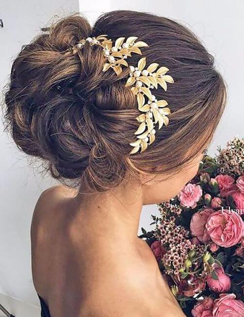 Image Result For Bridesmaids Long Hairstyles