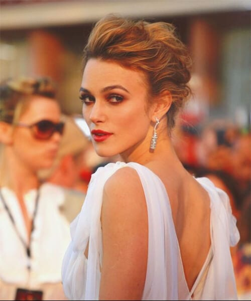 keira knightely prom updos