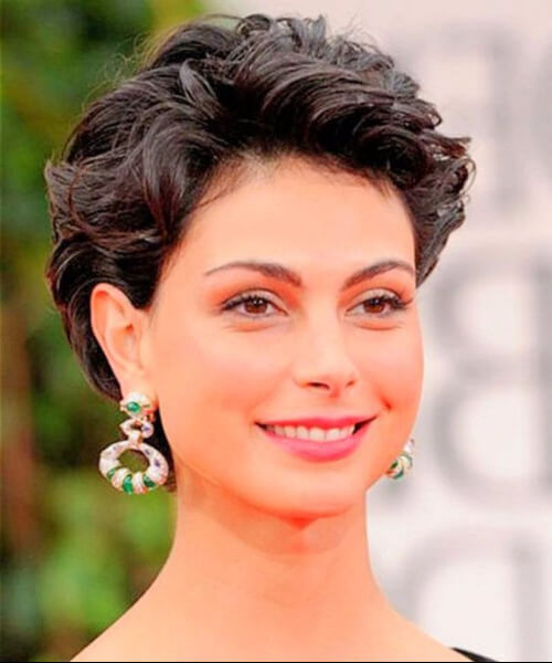 morena bacarrin haircuts for round faces
