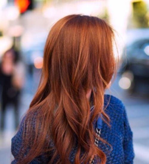 60 Outstanding Ideas for Auburn Hair Color - My New Hairstyles