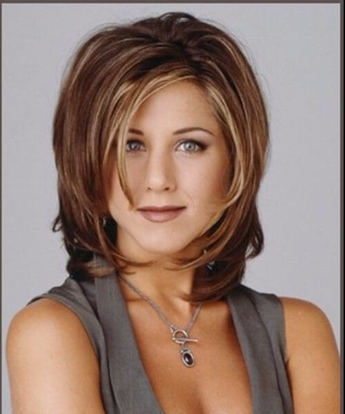 the original shag haircut rachel jennifer aniston