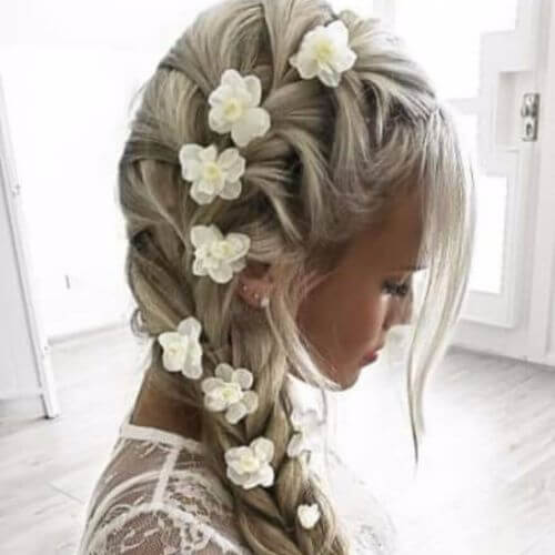 40 Captivating Wedding Updos - My New Hairstyles