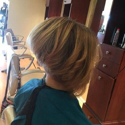 High Stacked Bob