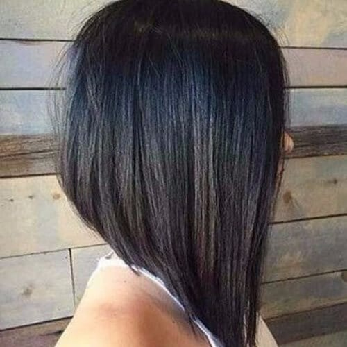 50 Glamorous Stacked Bob Hairstyles - My New Hairstyles