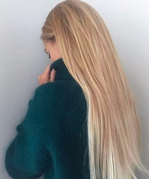 paparazzi highlighted blonde hair