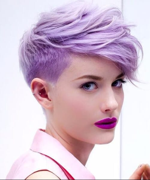 posh pixie cut short hairstyles