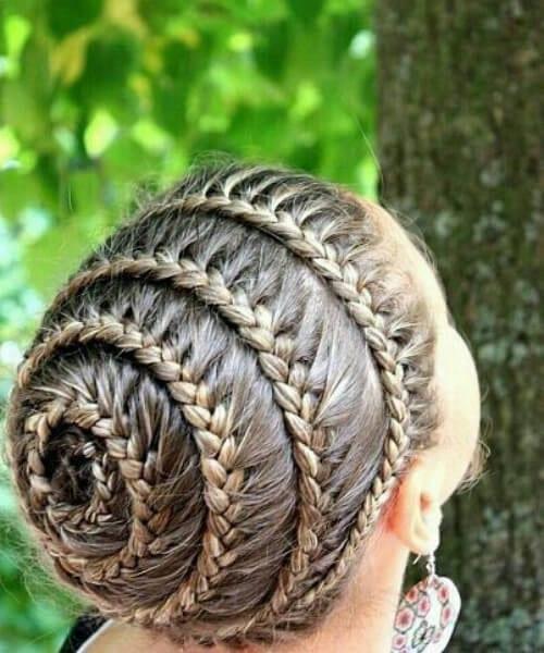 School little girl hairstyles