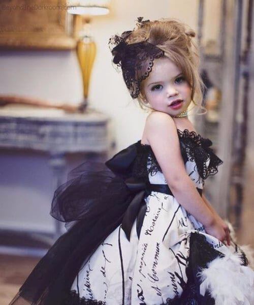 darling miss little girl hairstyles