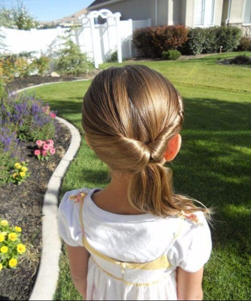 50 Lovely Little Girls Hairstyles - My New Hairstyles