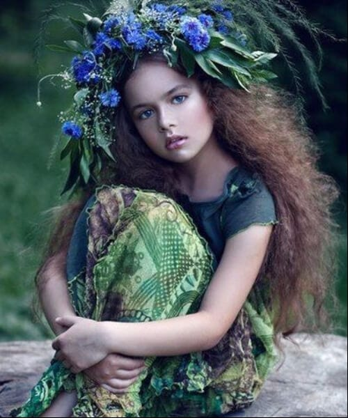 wood nymph little girl hairstyles