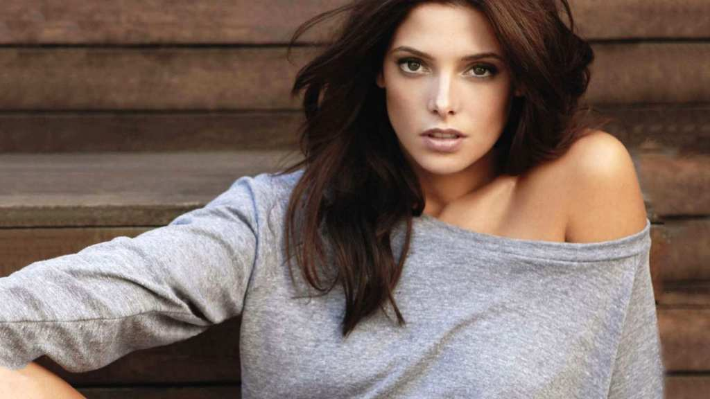 ashley greene chocolate brown hair