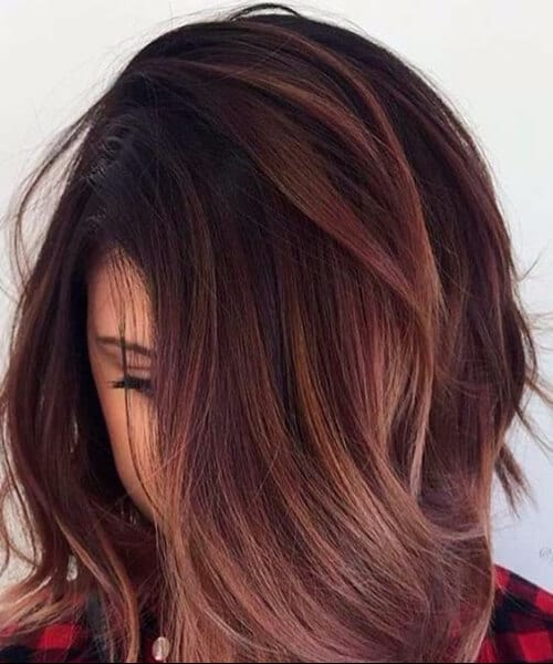 Chocolate brown hair with and highlights 100 images top 15 chocolate brown hair with and highlights 50 chocolate brown hair ideas my new hairstyles pmusecretfo Images