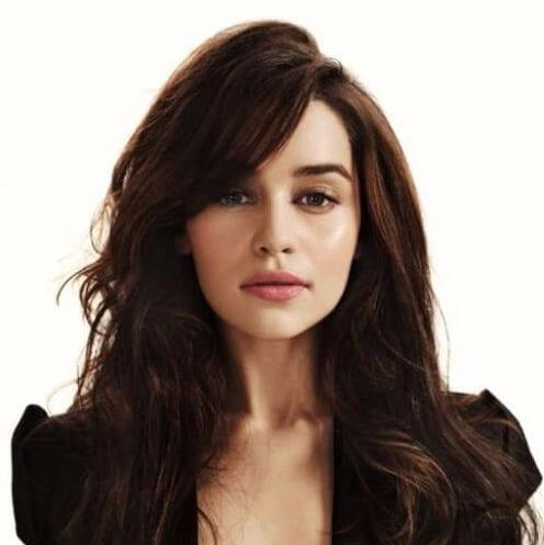 emilia clarke cortes de pelo en capas