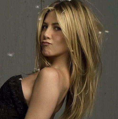 jennifer aniston layered haircuts
