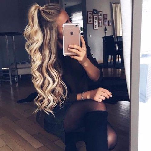 st tropez balayage color de pelo