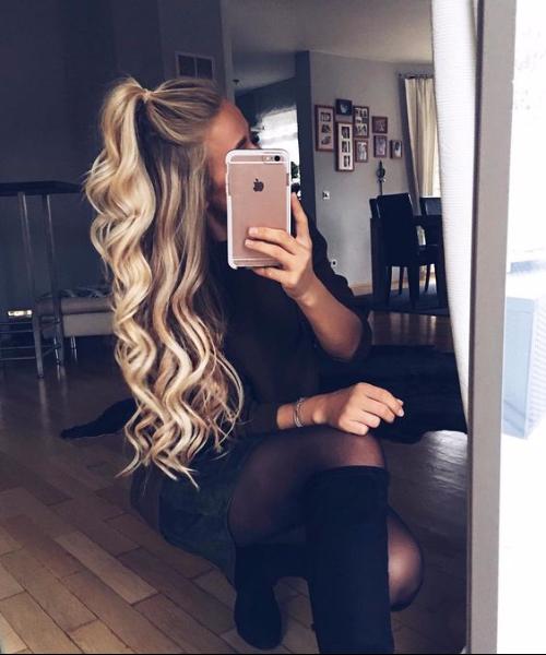 st tropez balayage hair color
