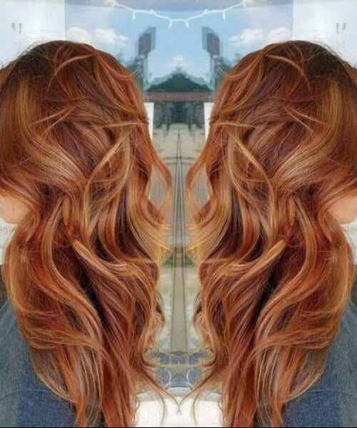 50 scrumptious fall hair colors my new hairstyles. Black Bedroom Furniture Sets. Home Design Ideas