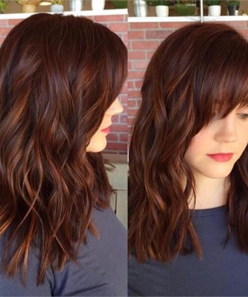 Rich Light Brown Hair Color