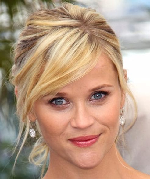 flirty hairstyles with bangs