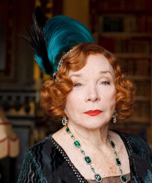 Shirley MacLaine hairstyles for women over 60