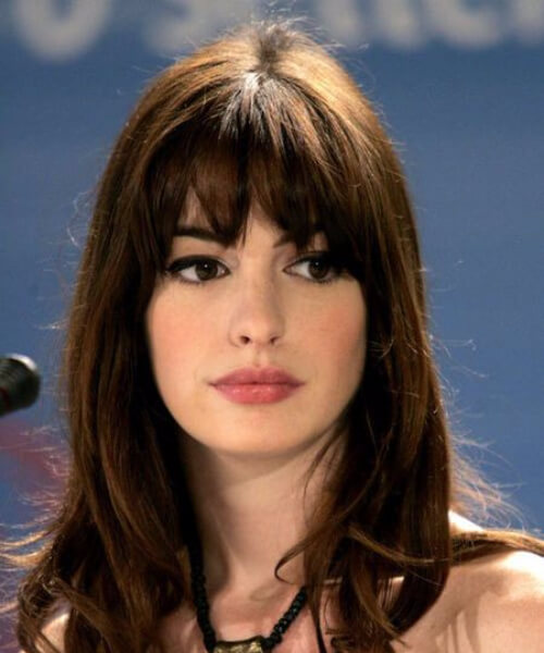 45 Superb Long Hair With Bangs Recommendations