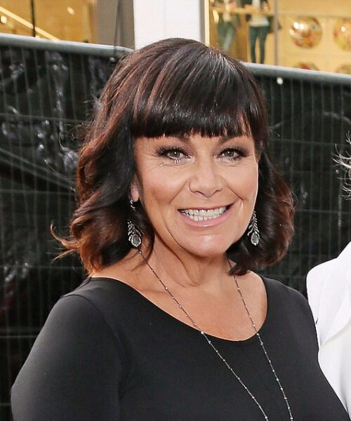 dawn french hairstyles for women over 60