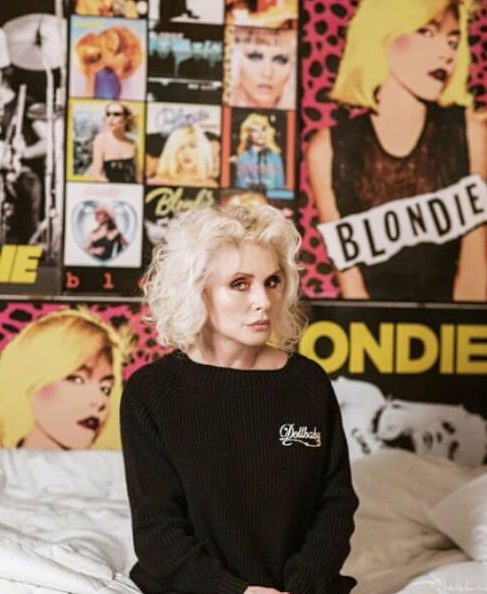 debbie harry hairstyles for women over 60