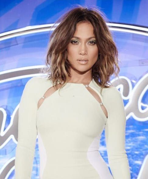 jennifer lopez short hair ombre
