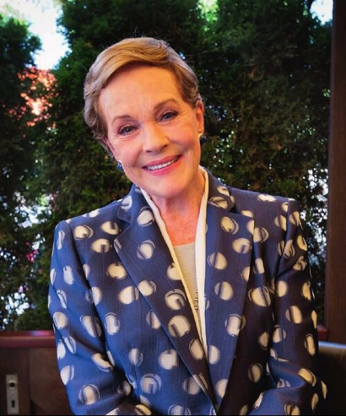 julie andrews hairstyles for women over 60