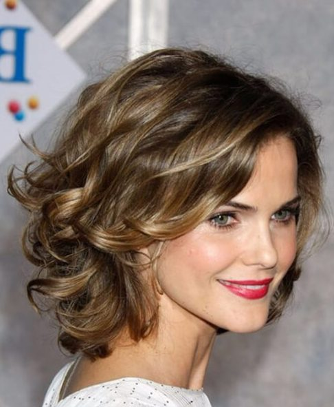 keri russell short hairstyles for thick hair