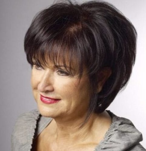 50 Upscale Hairstyles for Women over 60 - My New Hairstyles