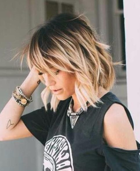 50 Great Short Hair Ombre Options - My New Hairstyles