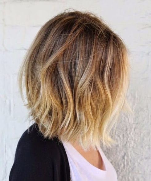 45 Easy Balayage Short Hair Ideas My New Hairstyles